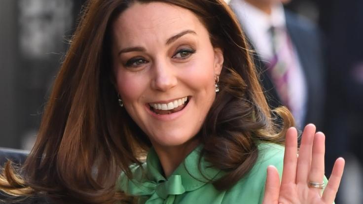 Kate Middleton ist eine tolle Mutter. (Foto)