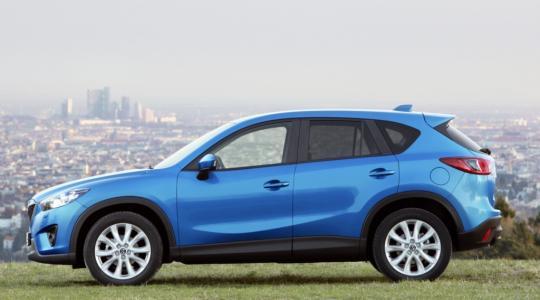 Die besten Bilder zu Mazda CX-5 2.0 Skyactiv-G FWD: Mazdas großer Wurf (Foto)