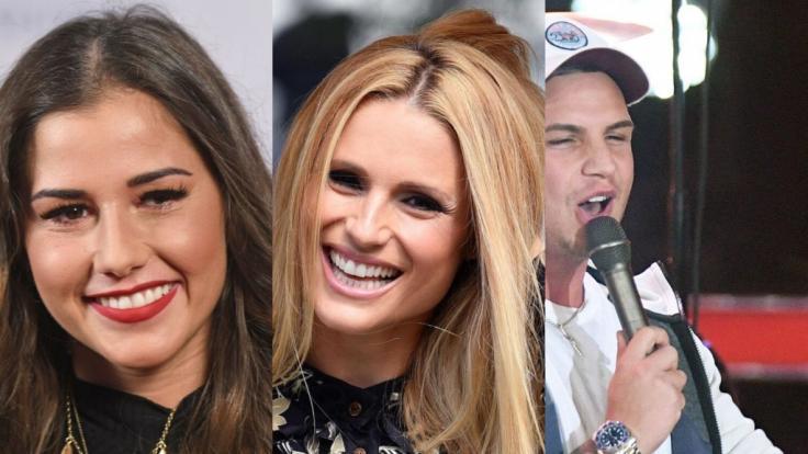 Sarah Lombardi, Michelle Hunziker und Pietro Lombardi haben einen lukrativen Nebenjob.