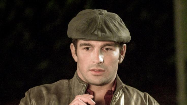 "Benjamin Piwko in seiner Rolle im ""Tatort"". (Foto)"