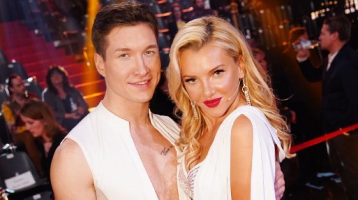 """Evelyn Burdecki verpatzte ihren Start bei """"Let's Dance"""". (Foto)"""