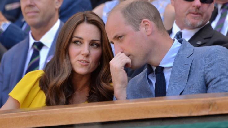 Schmieden Kate Middleton und ihr Ehemann Prinz William hier Pläne für die Zukunft ihrer Kinder?