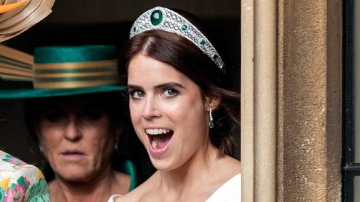 Herzlichen Glückwunsch, Prinzessin Eugenie! Die Prinzessin ist schwanger!
