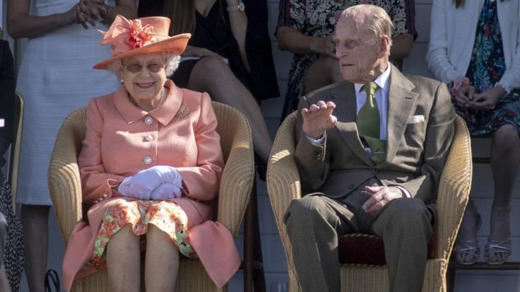 Queen Elizabeth II. und Prinz Philip wollen die Coronavirus-Krise gemeinsam durchstehen.