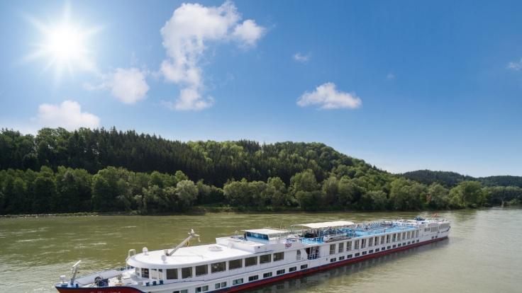 Die MS Bellissima ist nur eines der 21 Schiffe in der Flotte von nicko cruises Flusskreuzfahrten. (Foto)