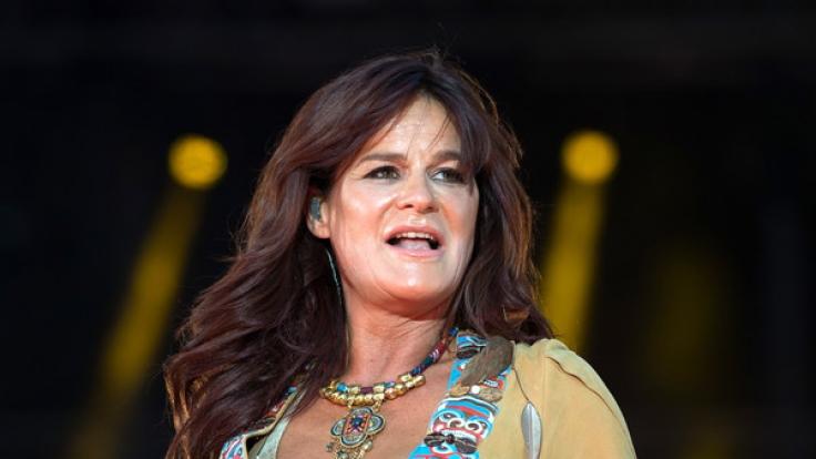 Andrea Berg sorgte mit ihrer Musik für eine gewaltsame Auseinandersetzung, die sogar einen Polizeieinsatz erforderlich machte. (Foto)