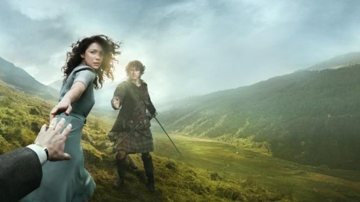 """Die TV-Serie """"Outlander"""" basiert auf der achtbändigen """"Highland-Saga"""" von Diana Gabaldon. (Foto)"""