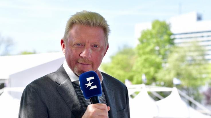 Der neue Rap-Star Boris Becker überzeugt mit professionellem Mic-Work.