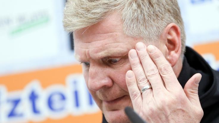 Stefan Effenberg muss seinen Führerschein für elf Monate abgeben. (Foto)