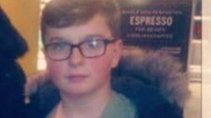Marvin K. aus Oer-Erkenschwick wird seit dem 11.06.2017 vermisst. (Foto)