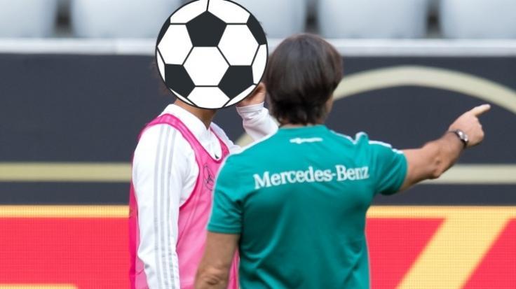Vaterfreuden in der Nationalmannschaft! (Foto)
