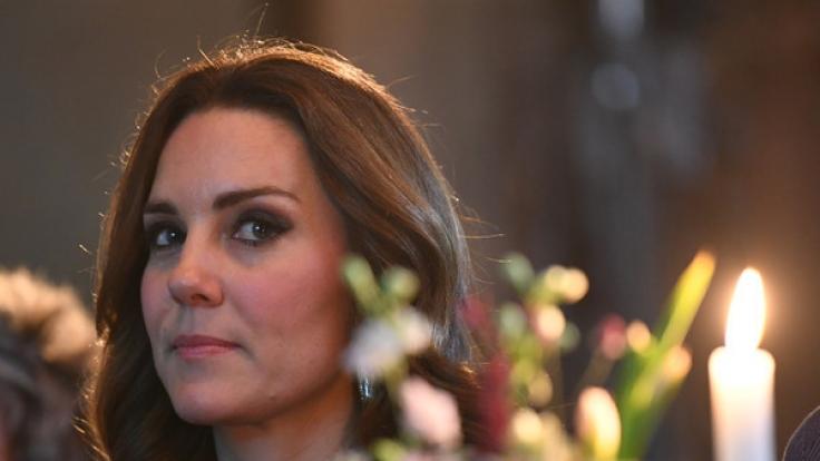 Schenkt man der britischen Klatschpresse Glauben, sind Kate Middleton und ihre zukünftige Schwägerin Meghan Markle bereits auf ganz spezielle Weise miteinander verbunden. (Foto)