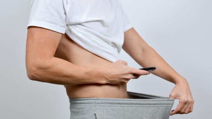 Forscher wollen ein neuartiges Penis-Gel entwickelt haben, das zwölf Mal schneller wirken soll als Viagra. (Foto)
