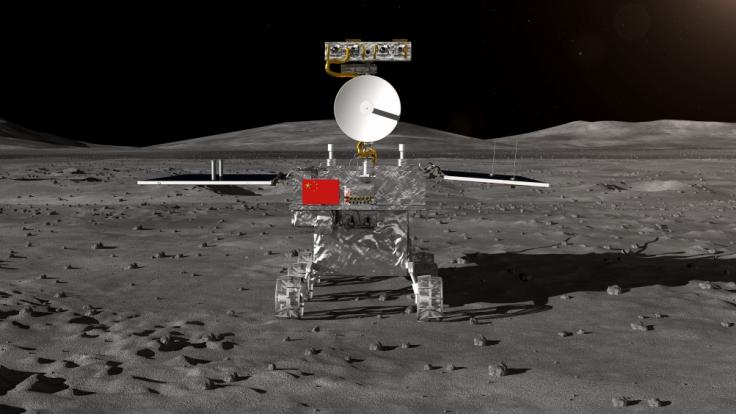 Erstmals in der Geschichte ist eine Raumsonde auf der Rückseite des Mondes gelandet.