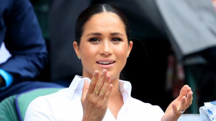 Herzogin Meghan Markle war auch in der Woche nach ihrem 38. Geburtstag nicht vor schlechter Presse gefeit, wie ein Blick in die Royals-News belegt.