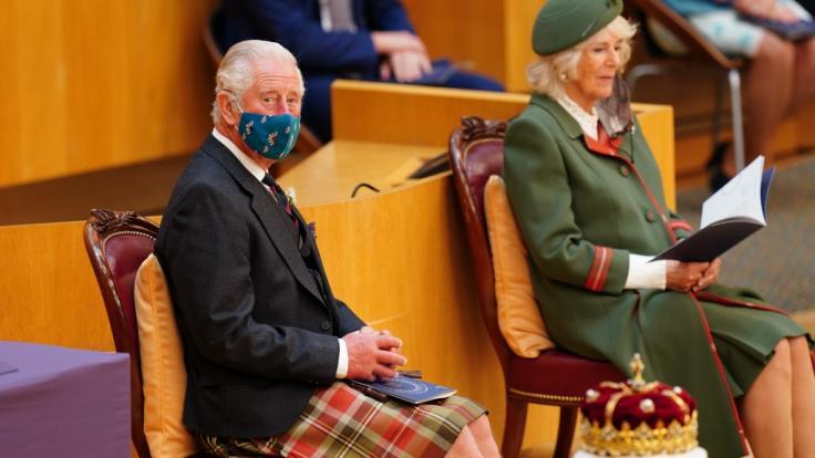 Wie geht es für Prinz Charles und Herzogin Camilla nach dem Abschied weiter? (Foto)