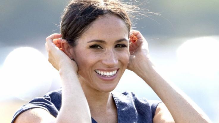 Wird Meghan Markle die gute Laune vergehen, wenn ihr ihre streitsüchtige Halbschwester Samantha Markle auf die Pelle rückt?