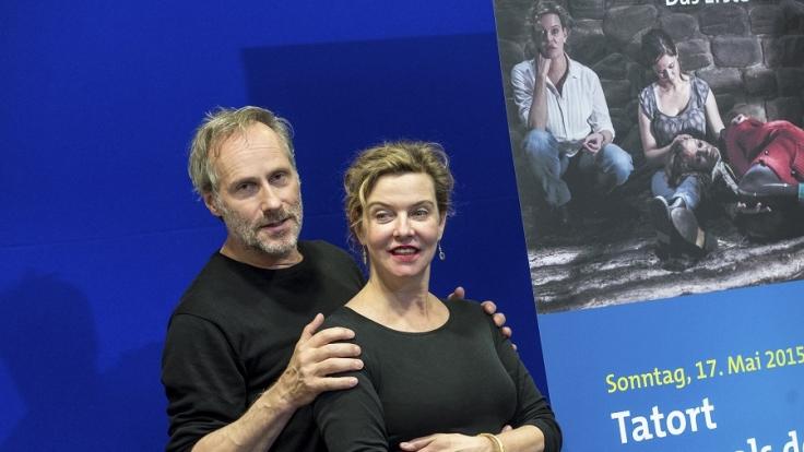 Margarita Broich und Wolfgang Koch debütieren als Ermittler-Duo im Frankfurter
