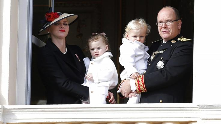 Die Zwillinge Jacques und Gabriella von Monaco machten Fürst Albert und Fürstin Charlène zu doppelt glücklichen Eltern.