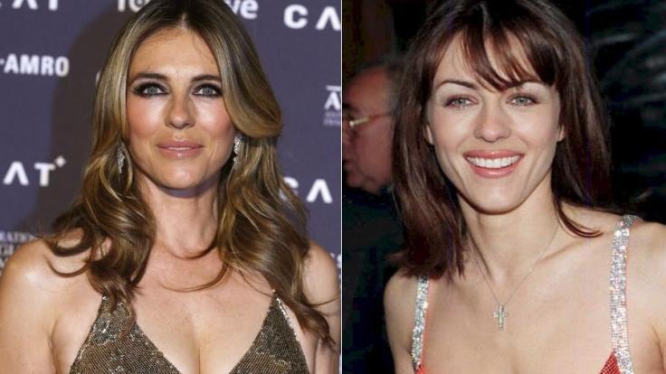 Zwischen diesen beiden Bildern liegen 20 Jahre. Das linke wurde 2018 aufgenommen, das rechte im Jahr 1998. (Foto)