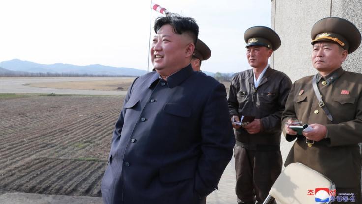 Nordkorea steht wegen seiner Atomwaffen- und Raketentests unter besonderer Beobachtung. (Foto)