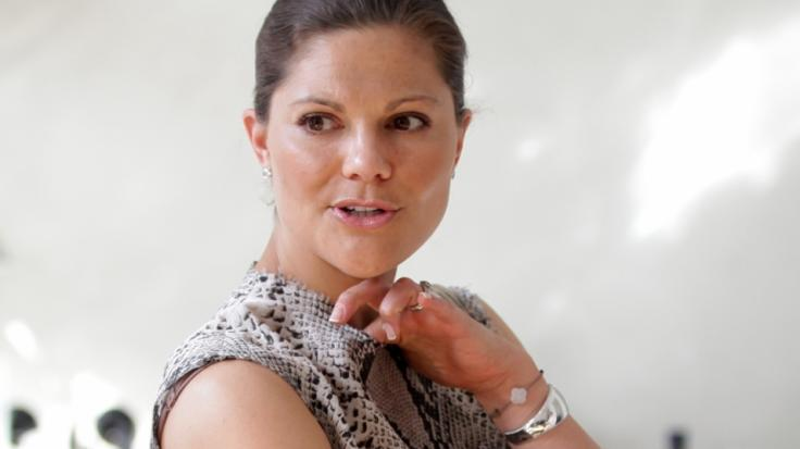 Prinzessin Victoria von Schweden soll sexuell belästigt worden sein. (Foto)