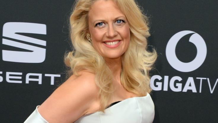 Barbara Schöneberger gehört zu den beliebtesten TV-Moderatorinnen Deutschlands. (Foto)