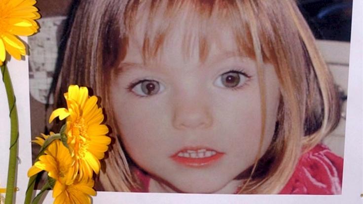 Die deutschen Behörden gehen davon aus, dass Maddie McCann tot ist. (Foto)