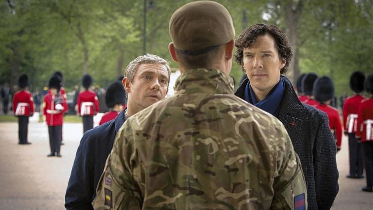 Sherlock Im Fernsehen