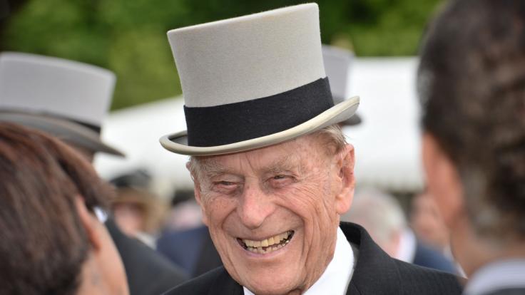 Prinz Philip feiert seinen 99. Geburtstag. (Foto)