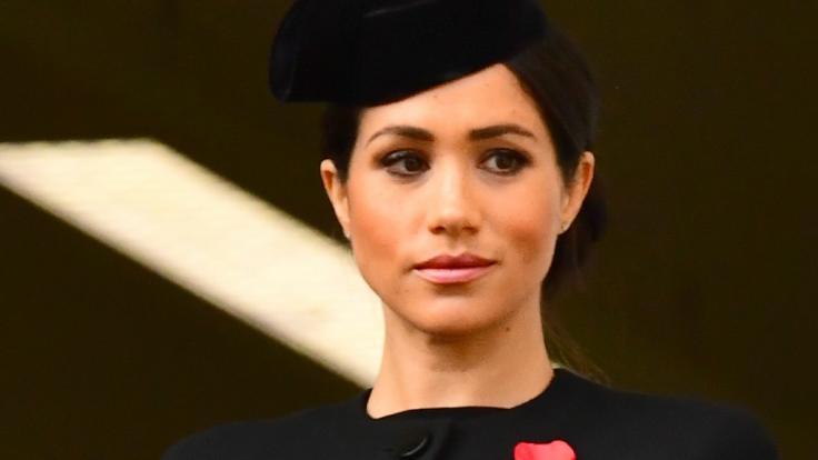 Spaltet Meghan Markle das Königshaus mit ihrer Art? (Foto)
