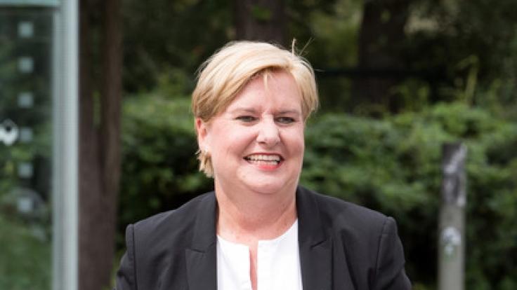 Dieser Auftritt lässt SPD-Abgeordnete Eva Högl gar nicht gut aussehen.