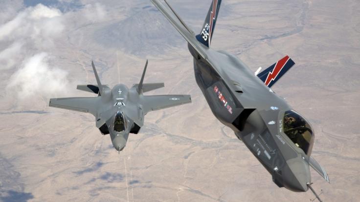 Area 51 ist keine eigenständige Air Force Basis sondern Teil des Nellis Range Complex (NRC) einem militärischen Sperrgebiet (Foto)