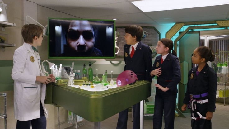 Odd Squad - Junge Agenten retten die Welt bei KiKA (Foto)