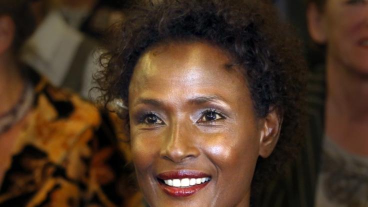 """Waris Dirie ist eine Aktivistin gegen Genitalverstümmelung und die Bestsellerautorin des Buches """"Wüstenblume"""". Das ehemalige Model wurde selbst als junges Mädchen beschnitten. (Foto)"""