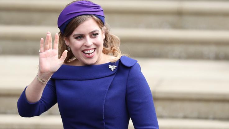 Prinzessin Beatrice von York hatte bislang kein richtiges Glück in der Liebe. (Foto)
