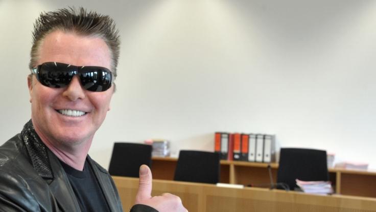 Marcus Prinz von Anhalt steht wieder vor Gericht.
