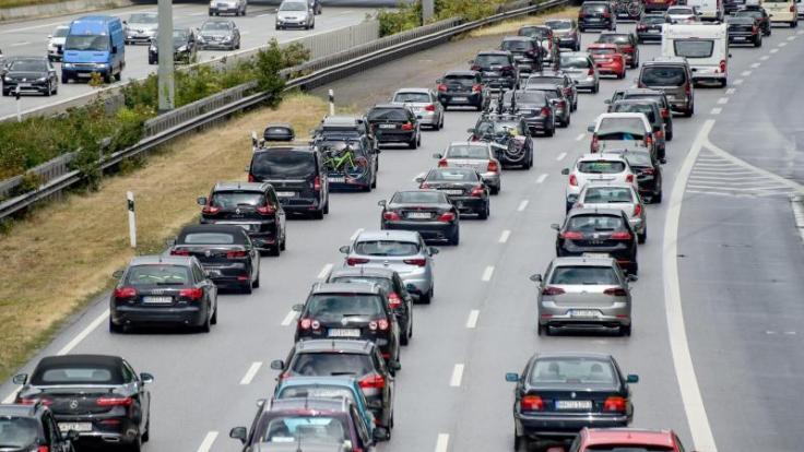 Insgesamt sinkt das Staurisiko auf deutschen Autobahnen merklich.