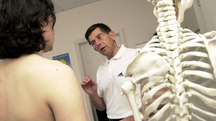 Schwierige Aufgabe für Ärzte: Hypochonder erkennen und im Krankheitsfall zu behandeln. (Foto)