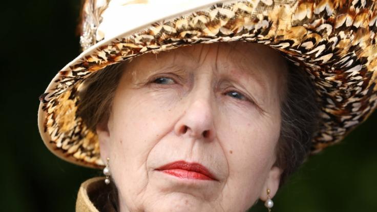 Prinzessin Anne hatte schon Ärger mit Gesetz