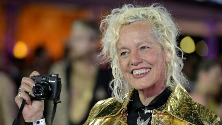 Ellen von Unwerth 2015 in Wien. (Foto)