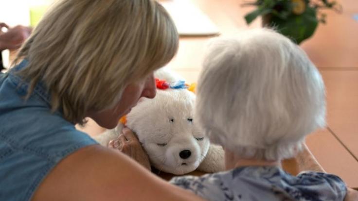 Alzheimer ist die häufigste Form der Demenz: Etwa 1,4 Millionen Menschen in Deutschland sind dement, zwei Drittel von ihnen leiden an Alzheimer. (Foto)