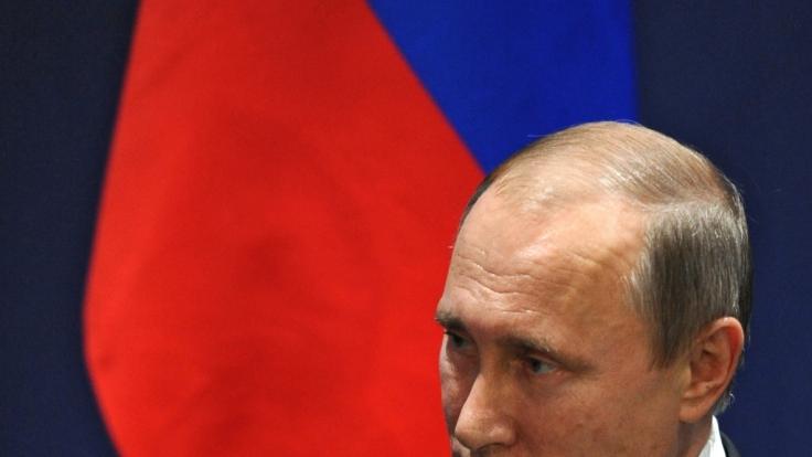 Wladimir Putin hat erstmals über seine Töchter gesprochen.