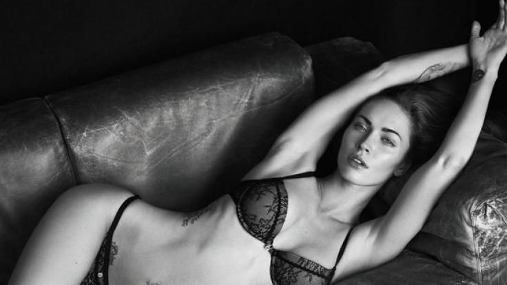 """Megan Fox wurde 2008 von der FHM zur """"Sexiest Woman in the World"""" ernannt. (Foto)"""