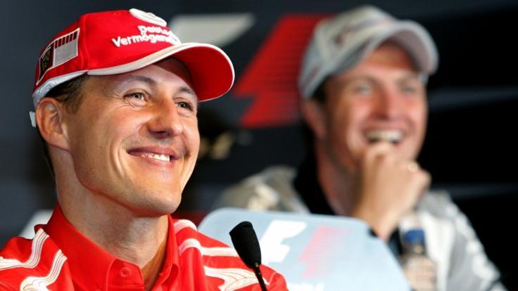 Michael Schumacher und sein Bruder Ralf Schumacher haben den Grundstein für eine erfolgreiche Rennfahrer-Dynastie gelegt - die nächste Generation steht schon in den Startlöchern. (Foto)