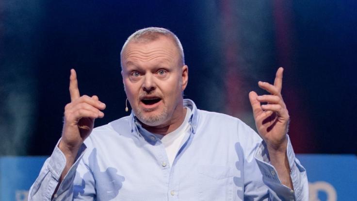 """TV-Legende Stefan Raab wagte mit """"Das Ding des Jahres"""" sein TV-Comeback - zumindest hinter den Kulissen als Produzent und Ideengeber. (Foto)"""