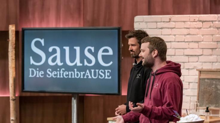 Die GründerMoritz Simsch (l.) und Sebastian Jung. (Foto)