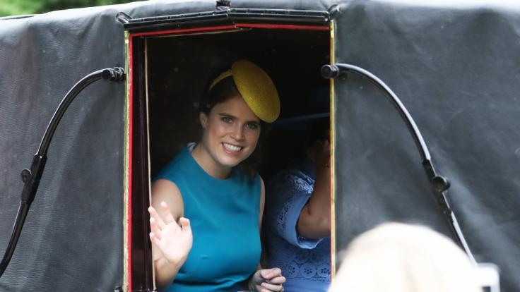 Die Schwangerschaftsgerüchte um Prinzessin Eugenie verdichten sich. Was ist dran?