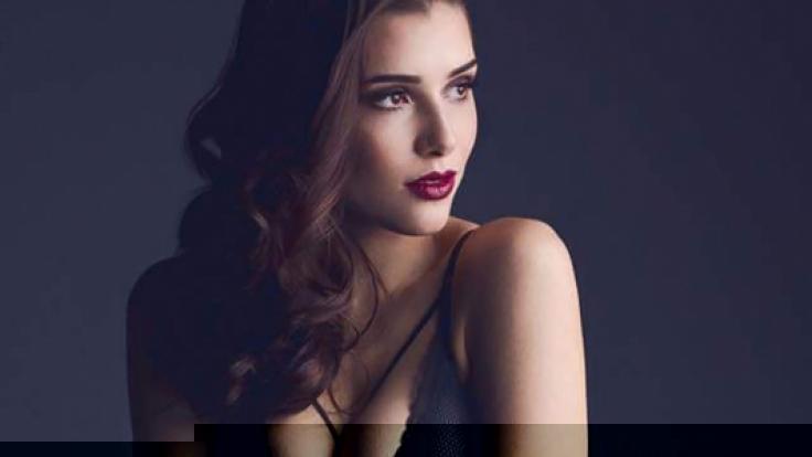 Nina Zwick ist als erfolgreiches Model international gefragt.