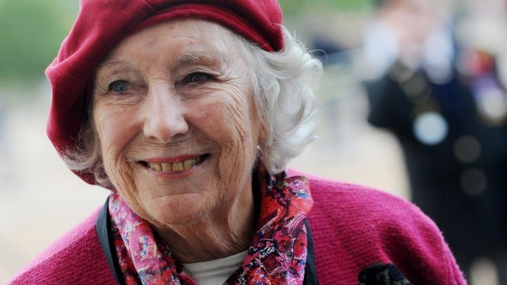 Vera Lynn ist tot. (Foto)